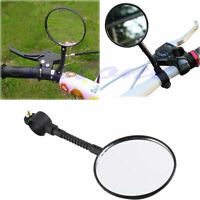 Hot Bike Cycling Bicycle Durable Super Light Handlebar Mount Rear View Mirror