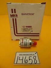 MKS Instruments 51A13TCA1BA800 Mini Baratron Vacuum Pressure Switch New Surplus