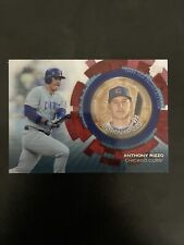 Anthony Rizzo 2020 Topps Update Commemorative Coins Red /10