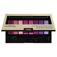 LOREAL Colour Riche La Palette Lipstick Kit PLUM 02 NEW la