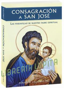Libro Consagración a San Jose - NUEVA EDICION!!