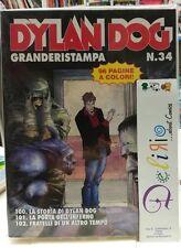 DYLAN DOG GRANDE RISTAMPA N.34 Ed. BONELLI SCONTO 15%