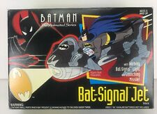 Batman Animated Series Bat Signal Jet Vehicle Toy Kenner 1993