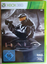 Halo Anniversary Xbox 360 PAL Uncut Remastered Combat Evolved HD Top Shooter