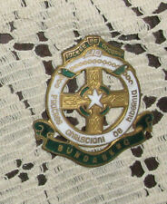 Bundaberg  Christian Brothers  Badge Mint Condition Stokes Melbourne Nice