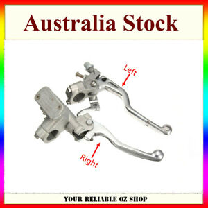 22MM Front Brake Clutch Master Cylinder Lever For HONDA CRF250R CRF450R CRF250X