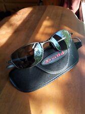 Bolle Thunderstruck Sunglasses/ Metal frame Gunmetal / Polarized TNS Gun Italy