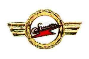 Pin Simson Logo  Abzeichen Moped Motorrad  Art. 0758