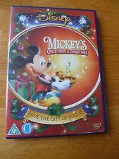 Mickey's Once Upon a Christmas (DVD 2008)