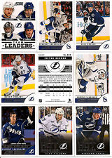 2013-14 Panini Score Tampa Bay Lightning Complete Team Set (23)