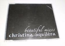 Christina Aguilera Beautiful Mixes Promo CD