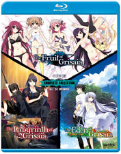 Grisaia Complete Collection Blu-ray