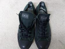 Converse ALL STAR OX Stile Scarpe da ginnastica da uomo EU 41.5 UK 8 Black Grado C AB648