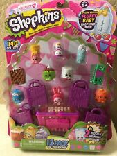 SHOPKINS SEASON 2 - 12 PACK - 1 PACKAGE - NEW & SEALED  FREE SHIPPING
