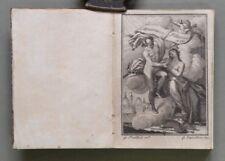 """ALMANACCO ILLUSTRATO '700. """"ALMANACCO PITTORICO... riguardanti le belle arti""""."""