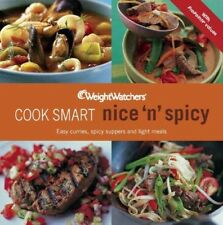 New, Weight Watchers Cook Smart Nice & Spicy, Weight Watchers, Book