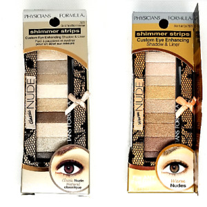 Physicians Formula Shimmer Strips Custom Eye Enhancing Shadow Beauty