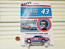 Ertl #1599 Richard Petty #43 Stp 1980 Chevrolet 1/64 Scale Mint in Bubble Pack