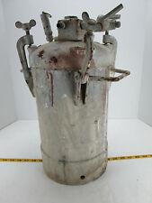 Binks Pressurized Paint Pot Tank 2 Gallon Sku A
