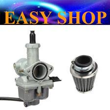 PZ26mm Carburetor Carby Air filter 125CC 140CC 150CC DIRT PIT PRO BIKE Thumpstar