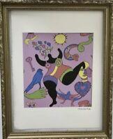 Niki De Saint Phalle Print Signée et numérotée Ed 150