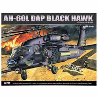 Academy 12115 AH-60L DAP Black Hawk Hellicopter 1/35 Military Plastic Model