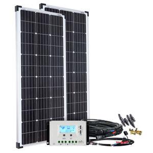 Solaranlagen Fur Gartenhaus Gunstig Kaufen Ebay