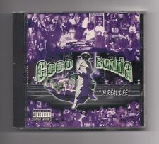 COCO BUDDA - In real life CD rare 1999 Texas G funk SEALED Gangsta Ric
