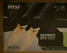 MSI Nvidia GeForce GTX 1060 - 3 GB OC - in OVP