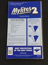 50 - E. GERBER MYLITES 2 CURRENT / MODERN 2-Mil Mylar Comic Bags Sleeves 700M2