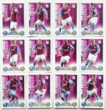 Premier League Aston Villa Football Trading Cards 2007-2008 Season