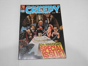 Creepy #50, (Warren), 8.0 VF