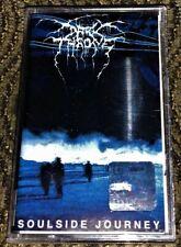 Darkthrone – Soulside Journey. Mint Cassette Tape on Metal Mind