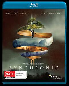 Synchronic (Blu-ray) NEW/SEALED [All Regions]