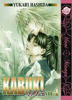 Kabuki: Volume 4: Green (Yaoi) by Yukari Hashida  2012 Manga English