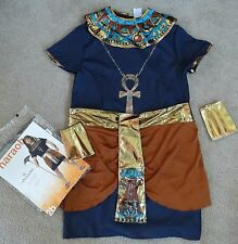 """InCharacter Men's Egyptian Pharaoh Costume,size L 42-44"""" chest,36-38"""" waist"""