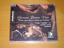 Giovanni Battista Vitali: Partite sopra diverse Sonate per il Violone (RARO)