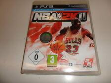 PlayStation 3 PS 3 nba 2k11