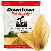 All Natural Cow Ears, Long Lasting Dog Dental Chews and Treats