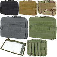 Condor MA54 Tactical MOLLE PALS Modular Multi-Purpose Utility Tool T&T Pouch