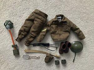Action Man 50th Anniversary 2016 British Infantryman Uniform