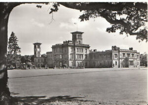 Isle of Wight Postcard - Osborne House - View from North West - Ref TZ7211