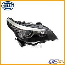 Hella Headlight Assembly (Halogen) For BMW 528i 528xi 535i 535xi 550i 2008-2010