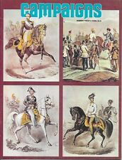 Campaigns Magazine No.24 Prussian Infantry Virginia Regiment French Troops Guard