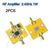 x2 SKY65135 RF Signal Amplifier 2.4GHz Unidirectional RF Amplifier 1W RF Module