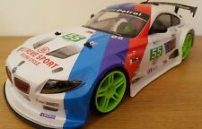 BMW Z4 COUPE RECHARGEABLE Radio Remote Control Car 4WD POWERFUL DRIFT 1:10