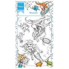MARIANNE DESIGN CLEAR STAMPS-Hetty 'Mermaids HT1619