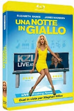 Blu Ray UNA NOTTE IN GIALLO - (2014)  *** Elizabeth Banks,James Marsden *** NEW