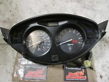 honda deauville650 2003 clocks