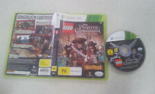 Lego Pirates of The Caribbean The Video Game Xbox 360 PAL Version